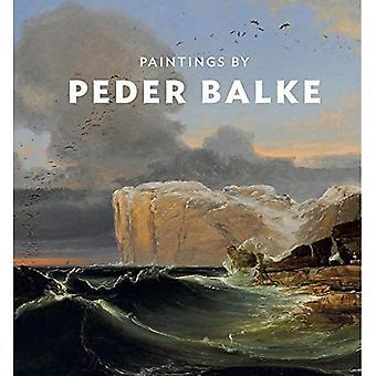 Paintings by Peder Balke (National Gallery London)