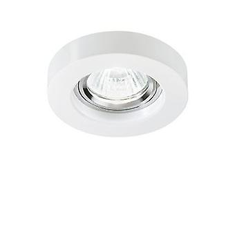 Ideal Lux - Blues Round White Spotlight (3 Pack) IDL113999