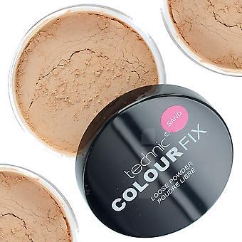 Technic Colour Fix Loose Powder ~ Sand