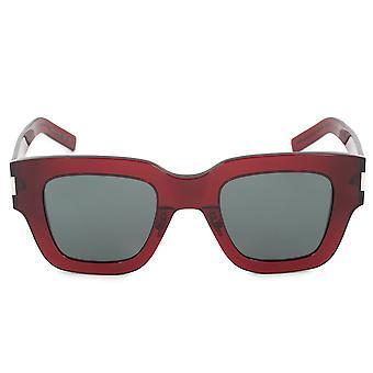 Saint Laurent Square Sunglasses SLIM SL 184 003 48