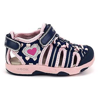 Geox Sandal Multy B820DA05415C0694 universal summer infants shoes