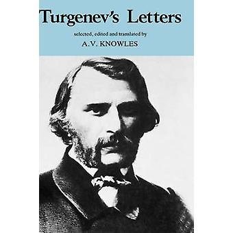 رسائل تورجينيفس من تورجنيف & Sergeevich إيفان