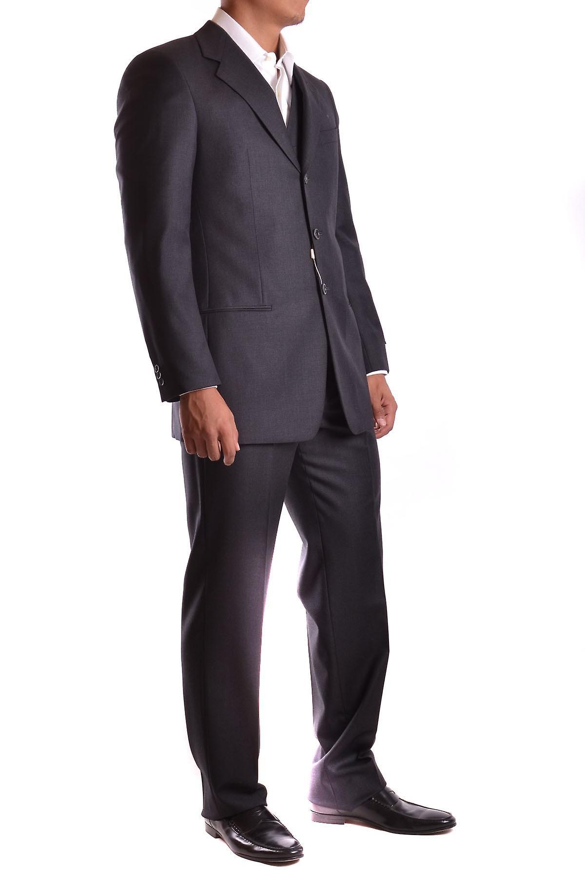 بدلة رمادية صوف Collezioni أرماني
