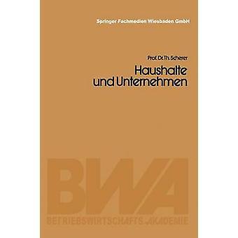 Haushalte und Unternehmen by Scherer & Theo