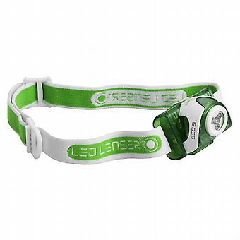 LED Lenser SEO 3 headtorch directionnel - 90 lumens - 40m Largeur