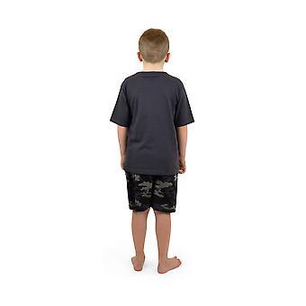 Calcetines Uwear chicos algodón cuello Camo pijamas cortos