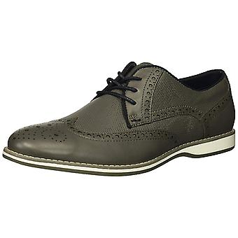 Kenneth Cole Reaction Mens Weiser Leather Lace Up Dress Oxfords