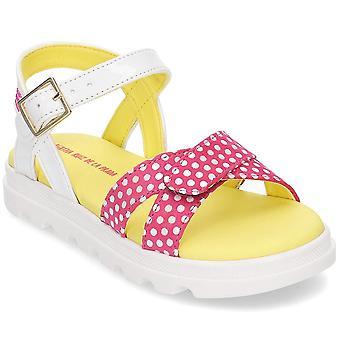 Agatha Ruiz De La Prada 192947 192947BFUCSIAYBLANCO2932   kids shoes