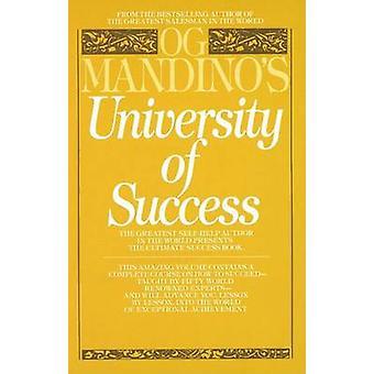 University of Success by Og Mandino - 9780553345353 Book