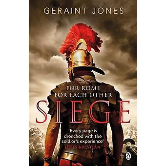 Siege by Siege - 9781405931618 Book