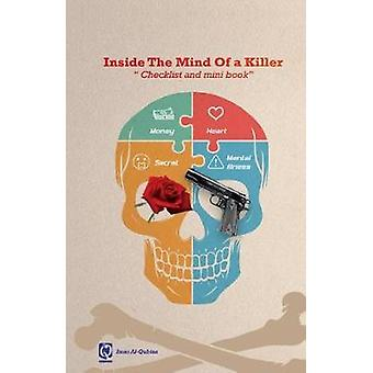 """Inside the Mind of a Killer - """"Checklist and Mini Book"""" by I"""