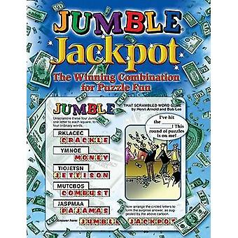 Jumble Jackpot - The Winning Combination for Puzzle Fun by Tribune Med