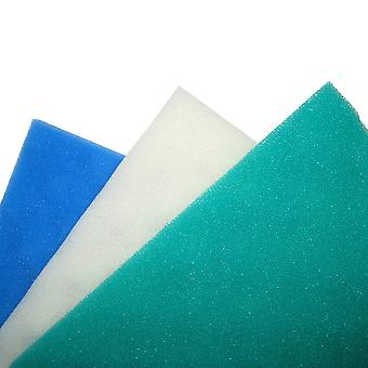 Lotus Green 2 Clean 6000/12000 Filter Foam Set