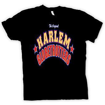 Mens T-shirt - Harlem Globetrotters - Basketball