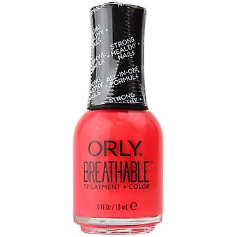 Orly Breathable Treatment & Colour - Beauty Essential 18ml (OR916)