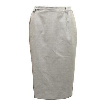 Eugen Klein Grey Skirt 3800 92960 81