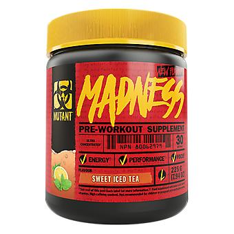 Mutant Madness pre-workout supplement
