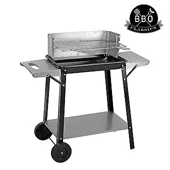 Charcoal Barbecue with Wheels and BBQ Classics