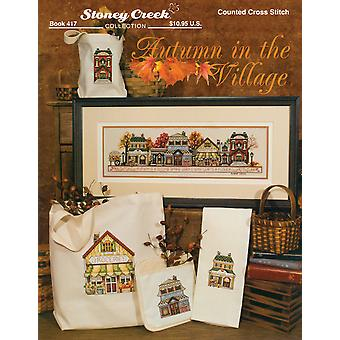 Stoney Creek Autumn In The Village Sc 417