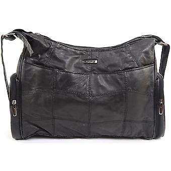 Donna / Womens Soft Nappa Leather Casual borsa / borsa a tracolla