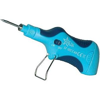 Soldering iron 3 V 6.5 W Star Tec ST 10302 Pencil-shaped +165 up to +480 °C Battery-powered