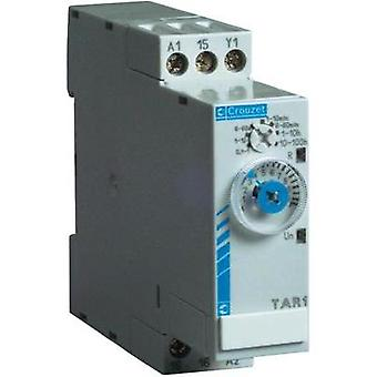 Crouzet 88865265 Time Delay Relay, Timer, IP50 (front)