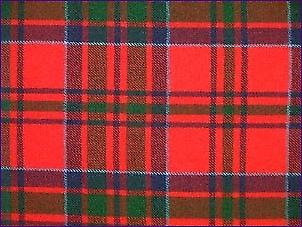 MacDonald of Keppoch, Modern - Pure Wool Tartan