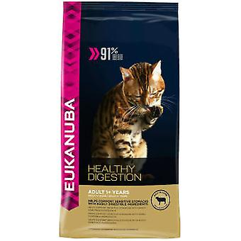 Eukanuba Adult Lamb & Liver (Cats , Cat Food , Dry Food)