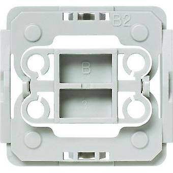 HomeMatic Adapter set 103263 Suitable for (switch brand) Berker Flush mount