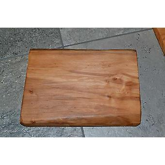 Snack Board cutting board coasters Alder wood sizes on both sides ground oiled natural cold cuts plate