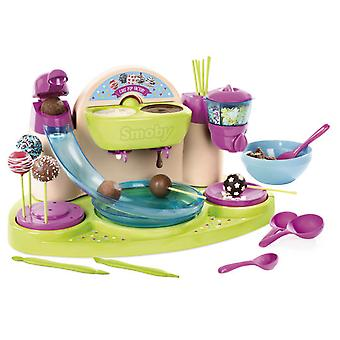 Smoby Pop Cake Factory (Toys , Educative And Creative , Chef-Zone)