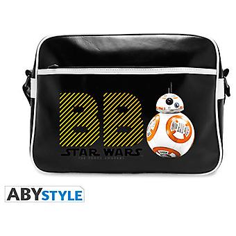 Abysse Star Wars Messenger Bag Bb-8 Vinyle (Toys , School Zone , Backpacks)