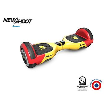 hoverboard spinboard © stadium of spain