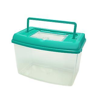 Pet Keeper Plastic Tank Med