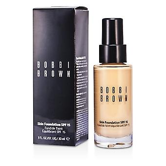 Bobbi Brown piel Foundation SPF 15 - # 2.5 caliente arena 30ml / 1oz