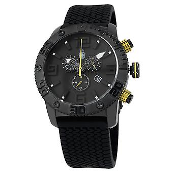 Burgmeister BLACK! Chrono Gents Chronograph BM521-622A