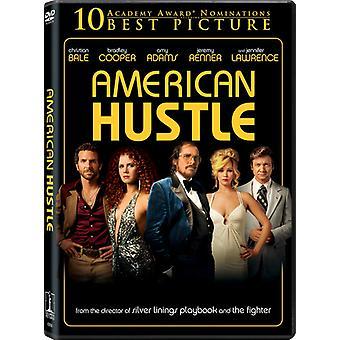 American Hustle [DVD] USA import