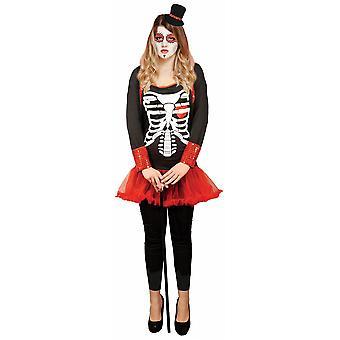 День мертвых женщин костюм