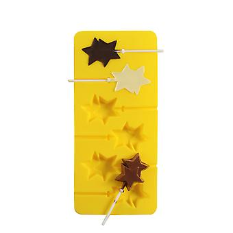 Star Lolly Mould