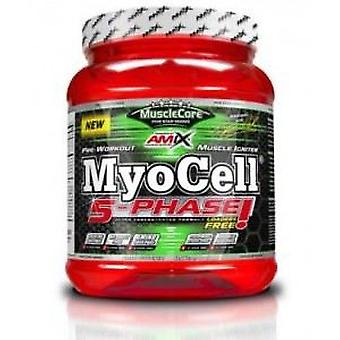 Amix Myocell 5 Phase 500 gr (Sport , Proteins and carbohydrates)