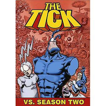 Tick vs.: Season 2 [DVD] USA import