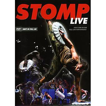 Stomp Live [DVD] USA import