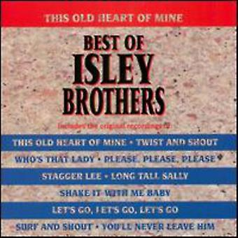 Isley Brothers - Best of Isley Brothers [CD] USA import