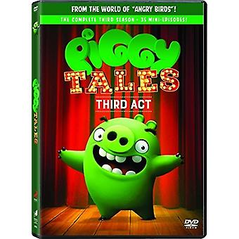 Piggy Tales: Third Act [DVD] USA import