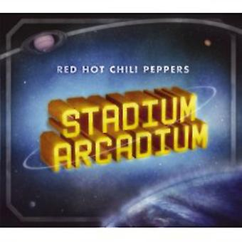 Red Hot Chili Peppers - Stadium Arcadium [CD] USA importeren