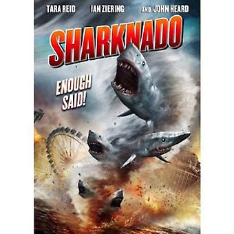 Sharknado [DVD] USA importerer