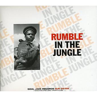 Soul Jazz - Rumble i junglen [CD] USA importen