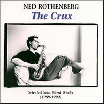 Neret Rothenberg - 1989-92-kernen-valgt Solo Win [CD] USA importerer