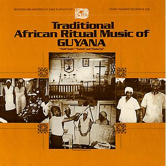 Traditional African Ritual Music of Guyana - Traditional African Ritual Music of Guyana [CD] USA import