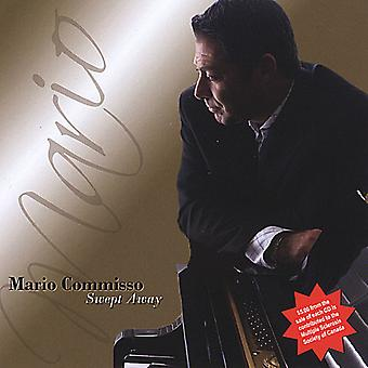 Mario Commisso - Swept Away [CD] USA import